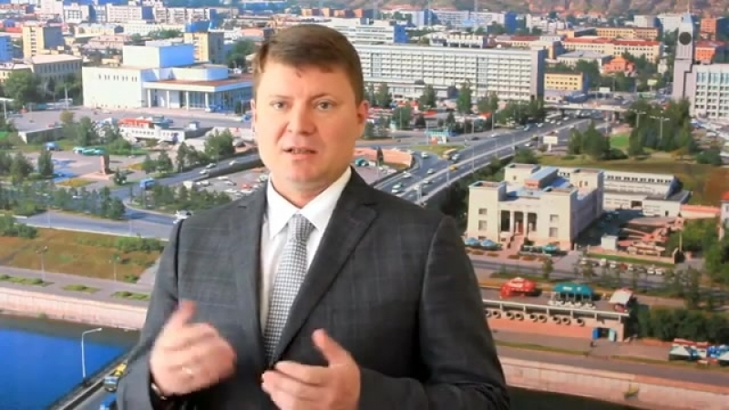 Сергей Ерёмин призвал красноярцев отпраздновать юбилей города смотреть онлайн без регистрации