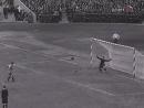 Первый в СССР телерепортаж футбольного матча со стадиона «Динамо»