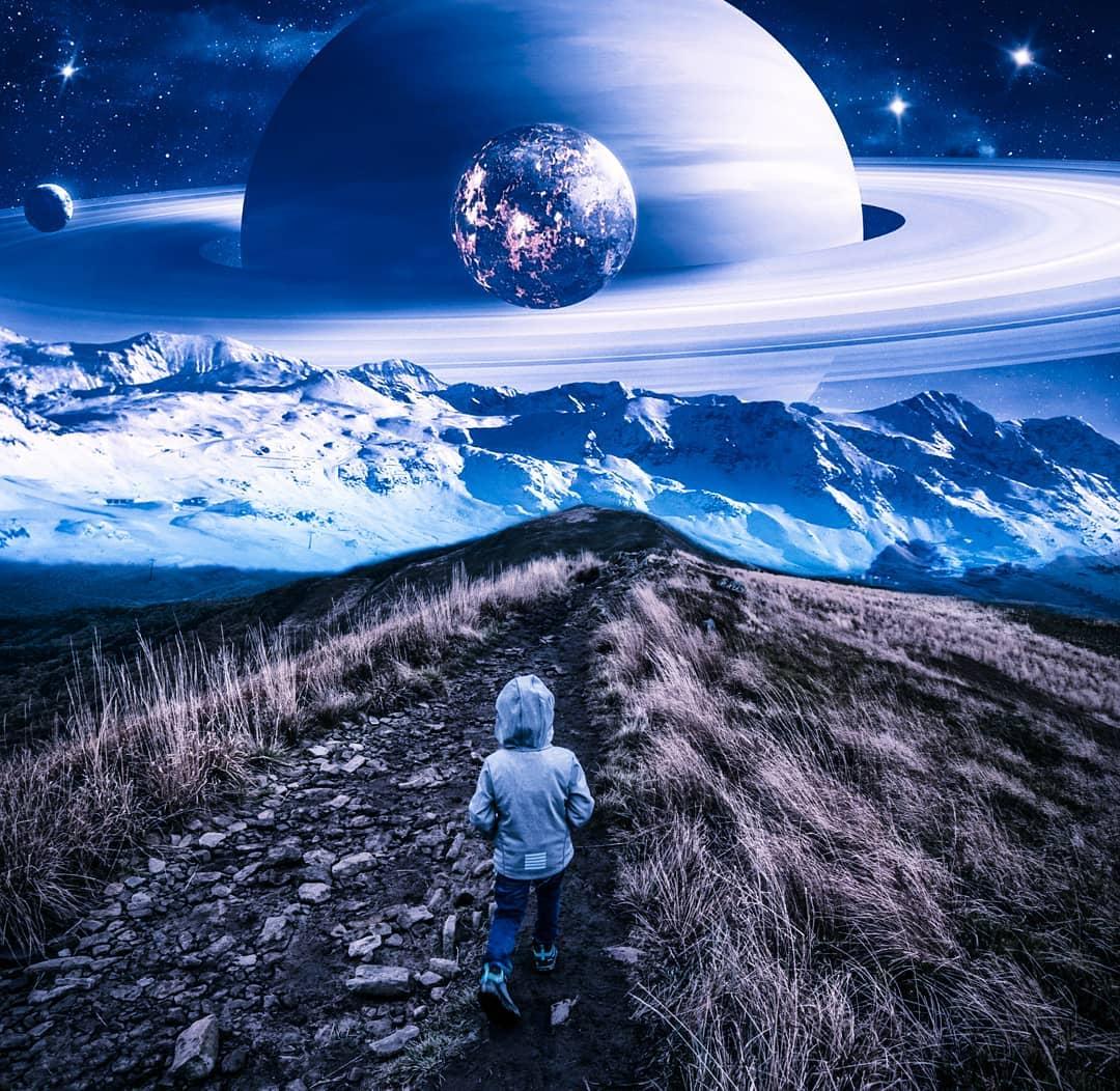 Звёздное небо и космос в картинках R1rEZ7C81eg