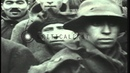 American troops help Russian prisoners to come out of German prison camps after t...HD Stock Footage