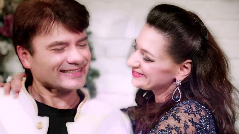 Новогодняя песня! - С Новым годом ! ( клип ) - Славич и Юлия