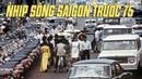 Nhịp Sống Saigon Trước 1975 - Đoạn phim hiếm về Saigon thời phồn thịnh