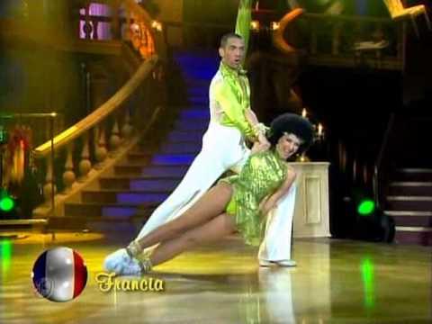 Disco Francia: Sevy Villette y Maxime Dereymez (Bailando por un Sueño 2CMB 16-05-10)