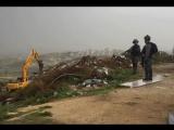 la municipalité de Jérusalem menace de démolir les bâtiments de Silwan