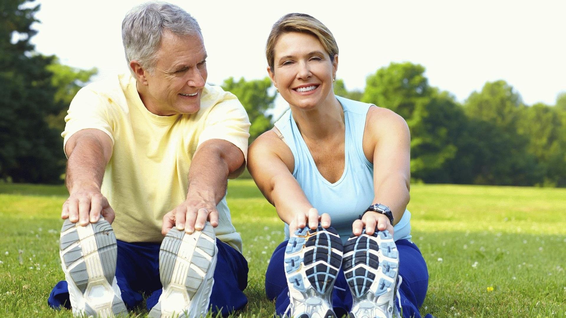 Физическая активность - это важно