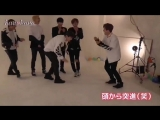 the time when yoongi accidentally headbutted jimins crotch in a game and vhope nearly fell from laughing so much XD.mp4