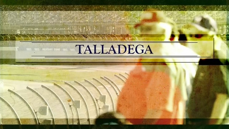 2018 NASCAR Monster Cup - Round 31 - Talladega - Обзор
