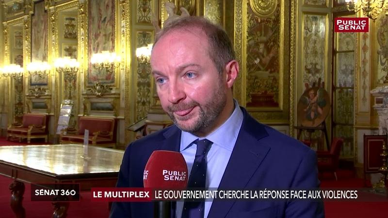 Gilets jaunes « Il faut retrouver la boussole de la République » alerte Julien Bargeton