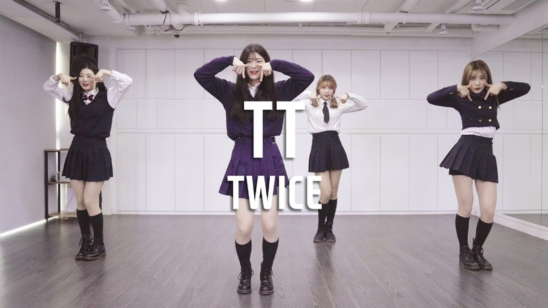 TWICE (트와이스) トゥワイス - TT (티티) Dancer Cover / Cover by UPVOTE NEO (Mirror Mode)