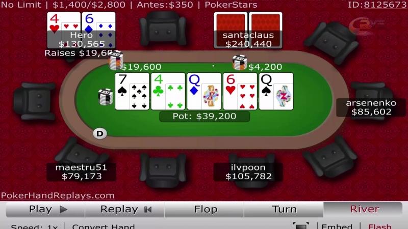 TournMasterClass-08 Постфлоп Игра в позиции Часть1