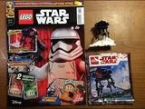 Обзор Нового Журнала Lego Star Wars #9 за 2018 год / Дроид - Зонд / Дроид - Разведчик