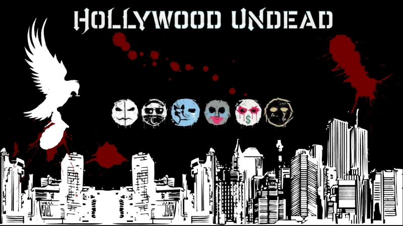 Hollywood Undead_Usual Suspects