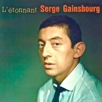 Serge Gainsbourg альбом L'Etonnant Serge Gainsbourg