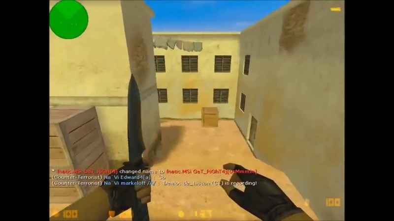 Navi Edward -5 vs fnatic.MSI | cs 1.6 | Arbalet Cup 2010