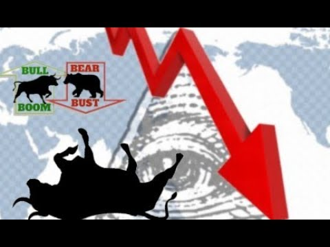 Exit Bull, Enter Bear, Inverted Yield Curve, Economic Doom Signs Continue