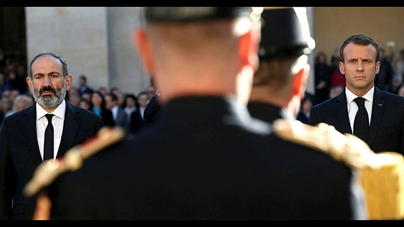 Смягчил самые холодные сердца: Пашинян на церемонии прощания с Азнавуром во Франции.