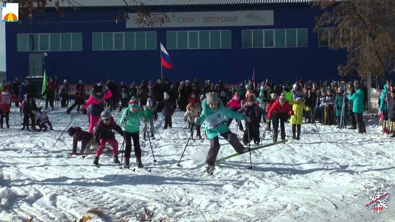 Лыжня России 2016 в МО Город Новоульяновск