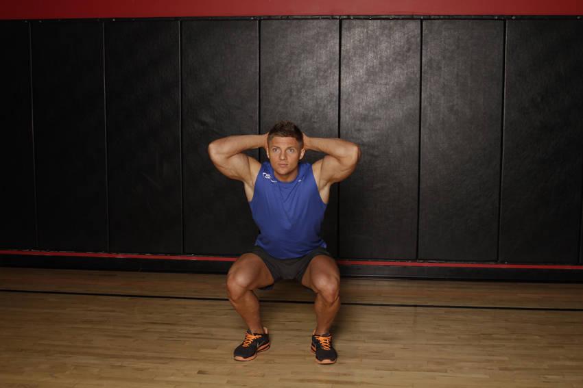 Упражнения на самосопротивление - польза для здоровья
