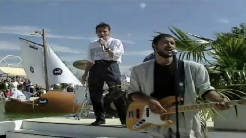 Bad Boys Blue - Lady In Black Live 1989