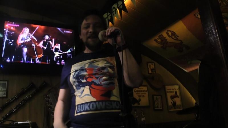 Шляппер - выступление в Симферополе. 21.04.18 паб Бочка Патрика