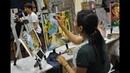 Уроки живописи маслом для начинающих спб. Школа живописи Возрождение спб