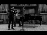 W. A. MOZART Quaranta &amp Alpi Violin Sonata in E-flat major K.380 2017
