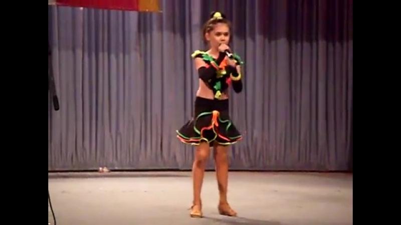 Jorge Ben Jor - Mas Que Nada (Sabina Mustaeva cover) 2011