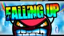 Geometry Dash 2 0 Falling Up by Krazyman50 Very Hard Demon All Coins