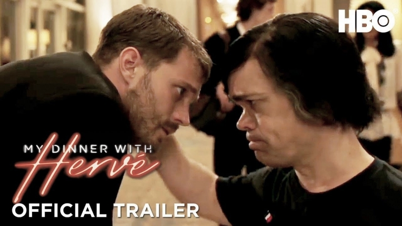 My Dinner with Herve 2018 Official Trailer HBO Starring Peter Dinklage Jamie Dornan