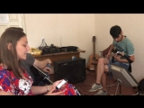 Guano Apes - Pretty In Scarlet (поем в ДК)