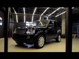 Land Rover Discovery предпродажная подготовка