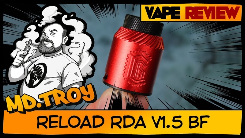 RELOAD RDA V1.5 BF (from stancia.pro) | теперь и для сквонка