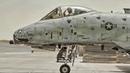 A-10 Warthog Prepares For Combat Patrol Over Afghanistan