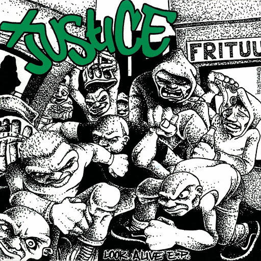 Justice альбом Look Alive