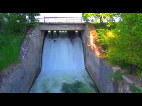 Ивановская ГЭС Кингисеппский район