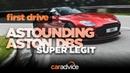 2018 Aston Martin DBS Superleggera review: First drive