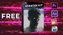 FREE Video Editor STARTER PACK Preset Effects Green Screen Clips Overlays