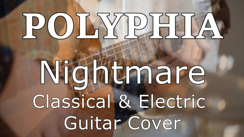 Polyphia - Nightmare (Rearranged Guitar Cover by Tsibulin feat. Marcell Roncsàk)