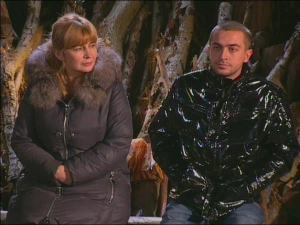 ДОМ-2 Город любви 2721 день Вечерний эфир (22.10.2011)