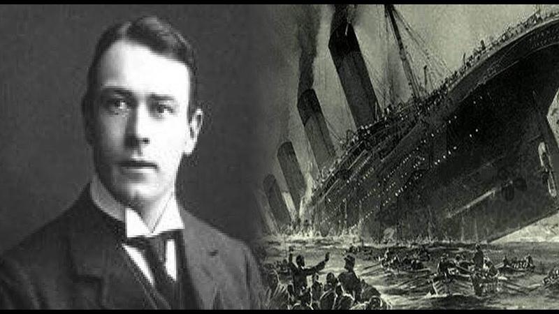 Thomas Andrews - Titanic Designer - History and Facts