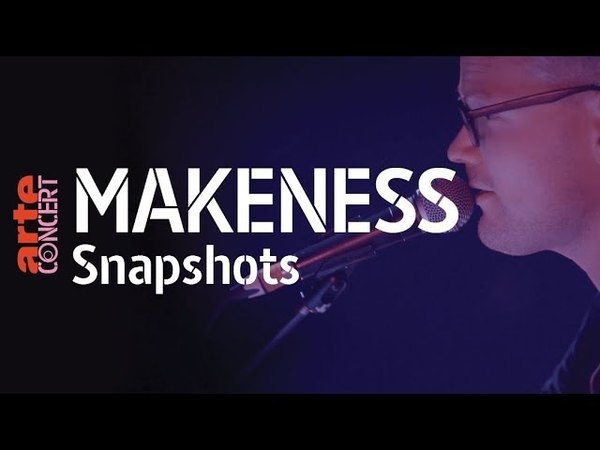 Makeness - Day Old Death, Stepping out of Sync - live @ Gaîté Lyrique | Snapshots – ARTE Concert