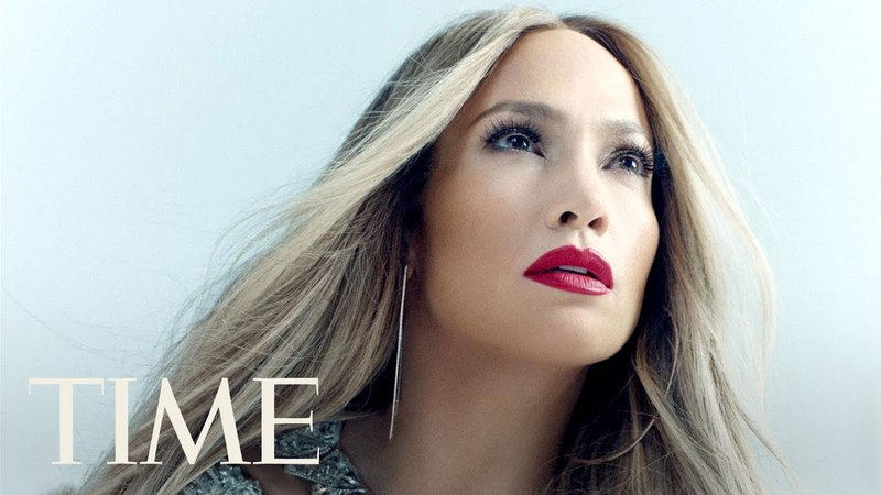 Jennifer Lopez Opens Up About Taking Risks, Producing Her Mother's Support | TIME 100 | TIME