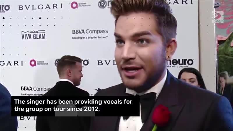 Adam Lambert says Queen compliments his solo career AdamLambert Queen FreddieMercury BrianMay RogerTaylor BohemianRhapso