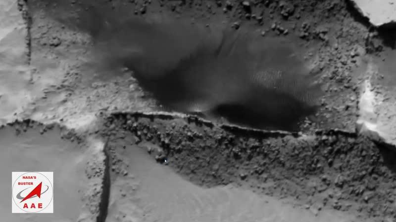 Марсианские стены HD 4K