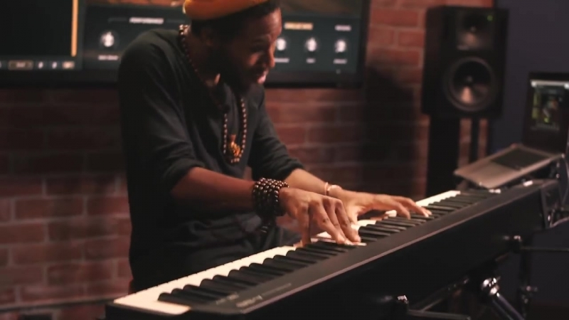 KEYSCAPE Cory Henry takes it to Church