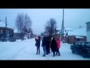 пгт Лальск Экскурсия по старинному городку Лальск с гостями из Кирова Москвы и гостем из Франции Видео Д Н Чушов