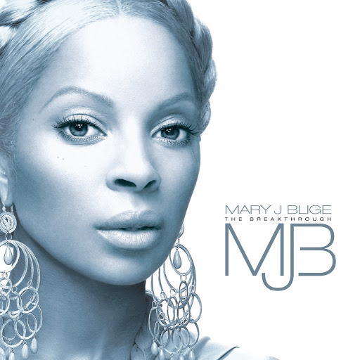 Mary J. Blige альбом The Breakthrough (Deluxe Edition)