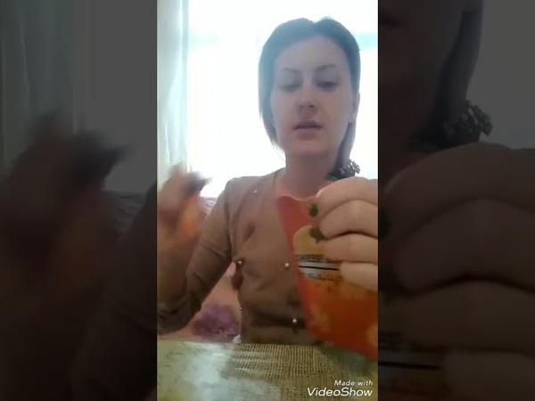 NL Я пробую Energy diet smart сырный суп