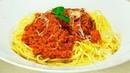 Паста болоньезе Рецепт от Всегда Вкусно