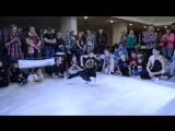 Битва Стилей 07.04.2018 (Владимир) - BBoy Bubble Gum vs. BBoy Rocky